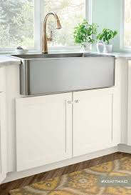 Shiloh Kitchen Cabinet Reviews by Furniture Cabinet By Kraftmaid Reviews With Farmhouse Sink For