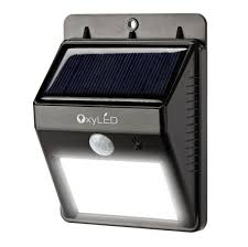 Led Outdoor Sensor Light Motion by Amazon Com Oxyled174 Sl30 Bright Outdoor Led Light Solar