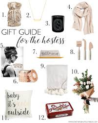 christmas hostess gifts gift guide for the hostess something beautiful