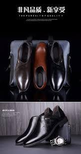 wedding shoes office dekesen size 38 44 leather men dress shoes vintage office shoes