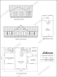Lakeview Home Plans Cypress Log Home Floorplans Thrift Log Homes