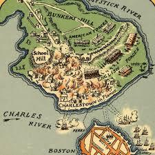 Eastern Massachusetts Map by Massachusetts 1630 U20131930 Historical Map Battlemaps Us