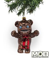 krus teddy klaue glass ornament middle of beyond