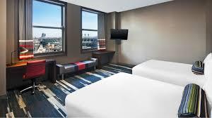 Bed Frame Types Room Types Aloft Detroit At The David Whitney