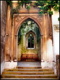 Church Exterior Doors by St Dunstan In The East Church London Ec4 Entrance Flickr