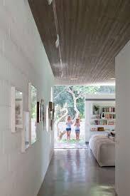 Concrete Ceiling Ar Pitsou Kedem Design Own Home With Exposed Concrete