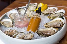 mignonette cuisine mignonette sauce for oysters