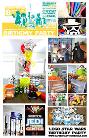 star wars lego birthday party everyday mom ideas