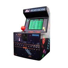 my arcade dgun 2577 portable retro 8 bit mini cabinet game amazon