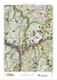 Harold Parker State Forest Map by North Carolina Peeling Back The Bark