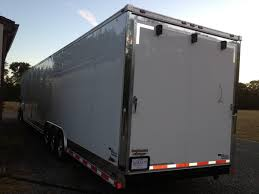 Cargo Trailer With Bathroom 2018 44 U0027 With Bathroom Shower Package For Sale In Elkhart In