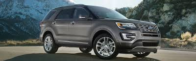 ford explorer trim 2017 ford explorer trim options in morris il greenway ford
