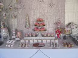 backdrop for baby shower table pink winter baby shower brave creative design