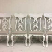 Farm House Dining Chairs Vintage Farmhouse Style Dining Chairs Get A Modern Makeover
