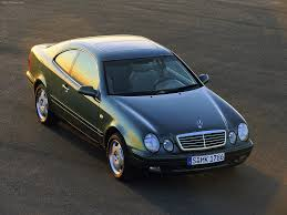 mercedes clk coupe mercedes clk coupe 1998 picture 1 of 8