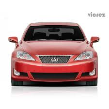 red lexus is 250 vicrez lexus is250 is350 2006 2008 premier style polyurethane