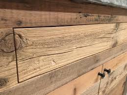 reclaimed wood vs new wood reclaimed wood paneling new york