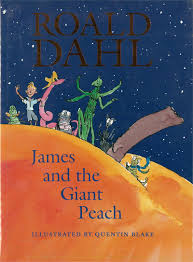 james and the giant peach first blake color illustrated edition