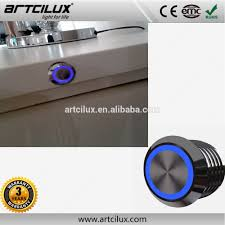 under cabinet touch lighting stepless control small dimmer switch for kitchen cabinet light