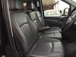 mercedes vito interior 2008 mercedes benz vito 115 cdi long traveliner swb