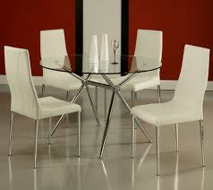 glass chrome dining table dining 10359830 5 glass and chrome dining table 2017 76 glass
