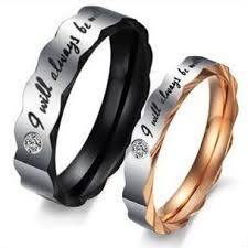 his and rings his matching ring band set if only the one was