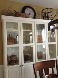 Kitchen Buffet Cabinet Hutch Tips Classic Interior Wood Storage Ideas With China Cabinet Ikea