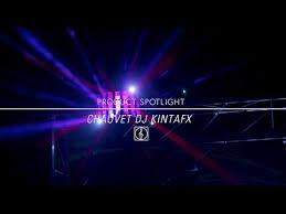 guitar center dj lights chauvet dj kintafx laser strobe led derby party light effect youtube