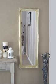 Shabby Chic Large Mirror by 15 Photos Shabby Chic Free Standing Mirror Mirror Ideas