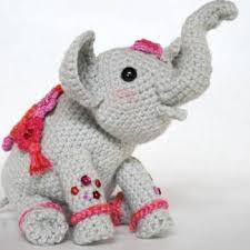 amigurumi pattern pdf free little jyoti amigurumi indian elephant free english pattern pdf