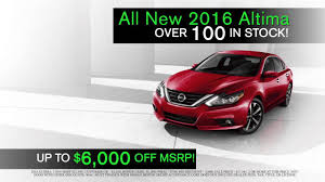 nissan finance motor corp march mania sales event at mclarty daniel nissan youtube