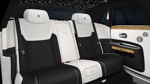 rolls royce ghost interior lights rolls royce ghost black badge edition export car from uk ltd