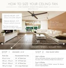 ceiling fan width for room size casablanca 59510 panama 54 ceiling fan with remote snow white