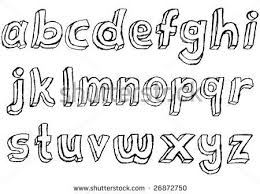 8 best images of hand lettering font block block letters font