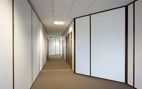 cloison amovible bureau les cloisons pleines toute hauteur aluminium espace cloisons alu