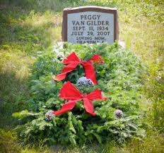 cemetery decorations creative seasonal and personal ways to decorate headstones