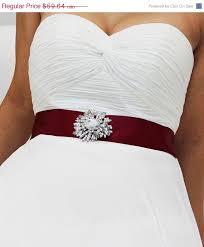 sash ribbon burgundy bridesmaid sash sash ribbon sash rhinestone belt