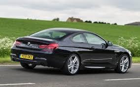 bmw series coupe bmw 6 series coupé review better than a porsche 911