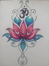 namaste tattoo design by ink side on deviantart