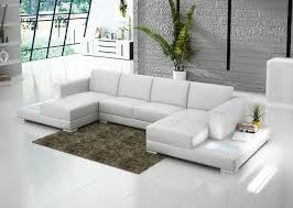Klaussner Fletcher Sectional Double Chaise Lounge Sectional Sofa Tehranmix Decoration