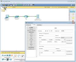 tutorial cisco packet tracer 5 3 packet tracer 7 1 1 tutorial radius configuration packet tracer