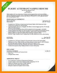flight attendant resume template resume sle flight attendant resume flight attendant resume