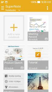 asus supernote android apps on google play