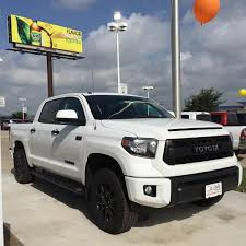 truck toyota 2015 beautiful 2015 white tundra trd pro crewmax very nice