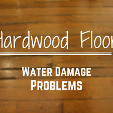can i hardwood floor after water damage