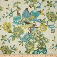Upholstery Linen Fabric By The Yard Richloom Preen Aqua Mist Discount Designer Fabric Fabric Com