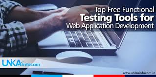 top free functional testing tools for web application development jpg
