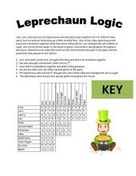 summertime logic puzzle logic puzzles activities and math