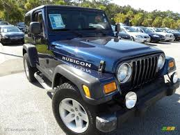 dark gray jeep wrangler 2 door 2004 patriot blue pearl jeep wrangler rubicon 4x4 38342321