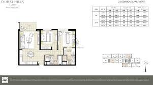 heights 2 bedroom apartment floor plan